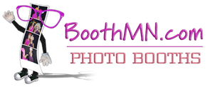 Minnesota Photo Booths Logo