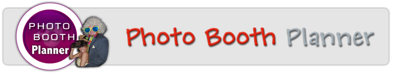 Photo Booth Planner Banner